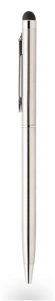 Azuri premium pero se stylusem, stříbrné