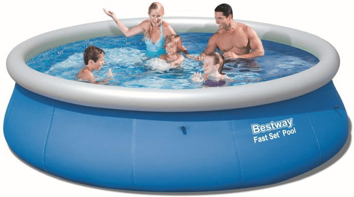 Bestway Bazén 396 x 84 cm