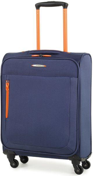 Member's Cestovní kufr Hi-Lite S modrá