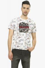 Desigual pánské tričko