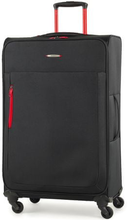Member's Cestovní kufr Hi-Lite TR-01373/3 L černá