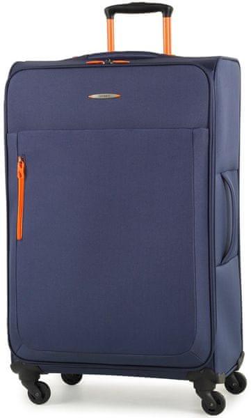 Member's Cestovní kufr Hi-Lite TR-01373/3 L modrá