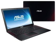 Asus prenosni računalnik K550VX-DM027D i7/16/256SSD/GFGTX950M/15.6LED/FreeDOS