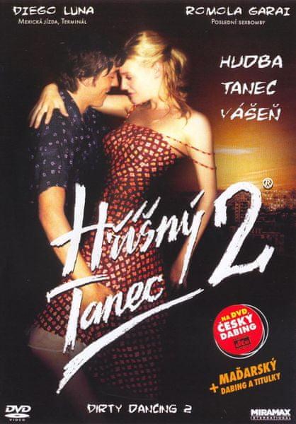 Hříšný tanec 2 - DVD