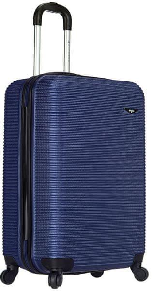 Sirocco Cestovní kufr T-1039/3-50 ABS modrá