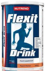 Nutrend Flexit Drink 400 g broskev