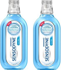 Sensodyne ustna voda Cool Mint, 2x500 ml