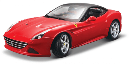 BBurago Model Ferrari California T/Closed (1:18)