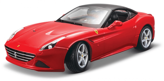 BBurago Model Ferrari California T/Closed (1:18)