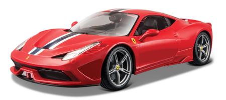 BBurago Model Ferrari 458 Speciale (1:18)