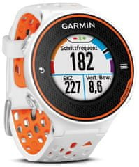 Garmin Forerunner® 620 White/Orange