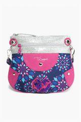 Desigual dívčí vícebarevná kabelka