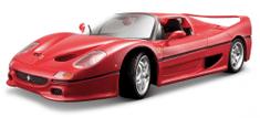BBurago Ferrari F50 (1:18) červené