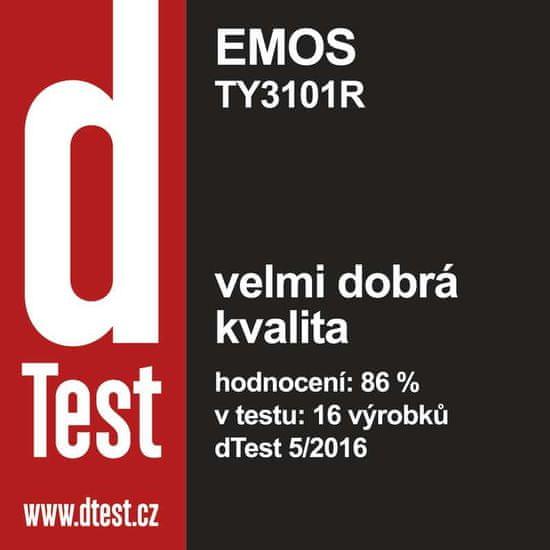 Emos Kuchyňská digitální váha TY3101R