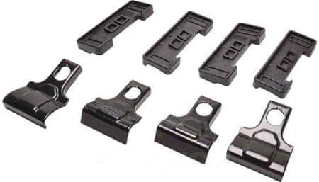 Thule Rapid Kit 1222, Audi A8, 4-vrat. sedan, 95-00, 01-02