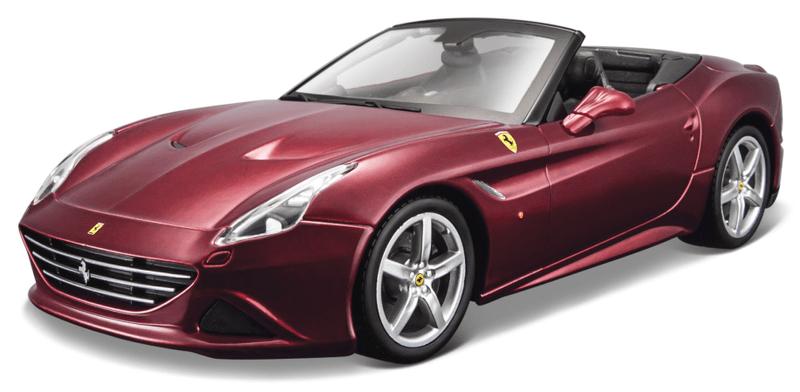 BBurago Ferrari California T open (1:24)