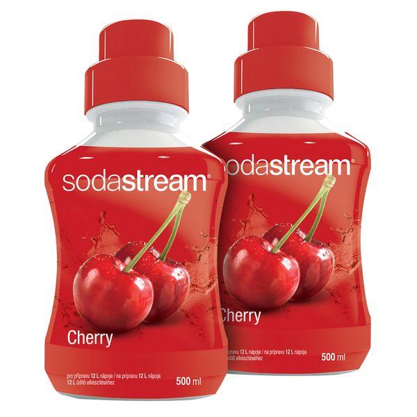 Sodastream Sirup Třešeň 2x 500 ml