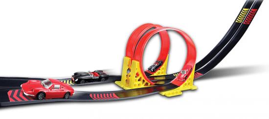 BBurago Race&Play Dual Loop (1:43)