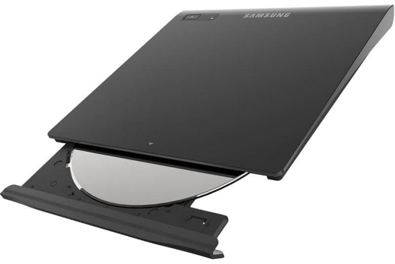 Samsung SE-208GB černá - externí DVD mechanika