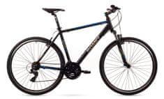 Romet rower crossowy ORKAN 1.0 M czarny