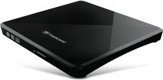 Transcend externí DVD slim vypalovačka (TS8XDVDS-K)