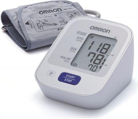 Omron merilnik krvnega tlaka M2, nadlaktni