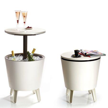 KETER Cool Bar hűtő asztal, Fehér