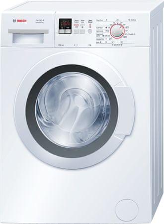 BOSCH WLG20160BY Elöltöltős mosógép