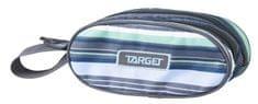 Target polkrožna peresnica Breeze, 2 zip svetlo modra