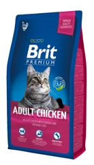 Brit Premium Cat Adult Chicken 8kg