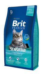Brit hrana za mačke Premium Cat Sensitive, 8 kg