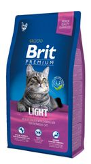 Brit sucha karma dla kota Cat Light 8kg