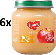 Hami Prvá lyžička jablko - 6 x 125g