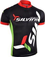 Silvini kolesarska majica Team MD257