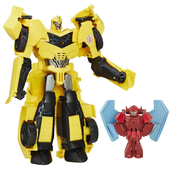 Transformers RID Power hero Bumblebee