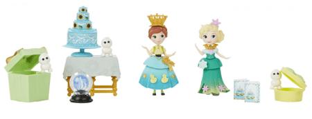 Disney Frozen urodzinowy zestaw Anny