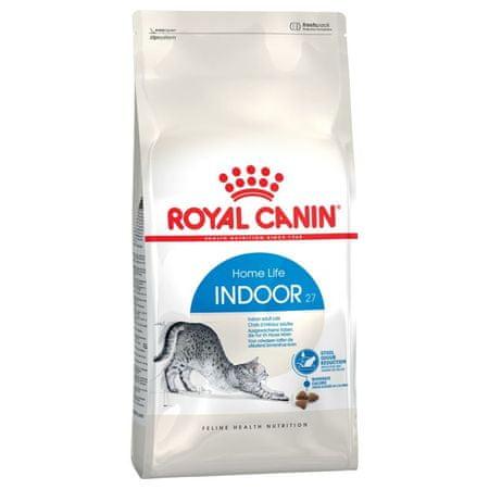 Royal Canin Indoor 27 macskaeledel - 10 kg