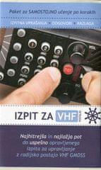PAKET: Izpit za VHF postajo