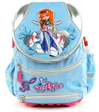 Cool Školní batoh Zrzka s kytarami