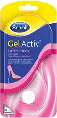 Scholl Gel Activ vložki za čevlje s ekstra visoko peto