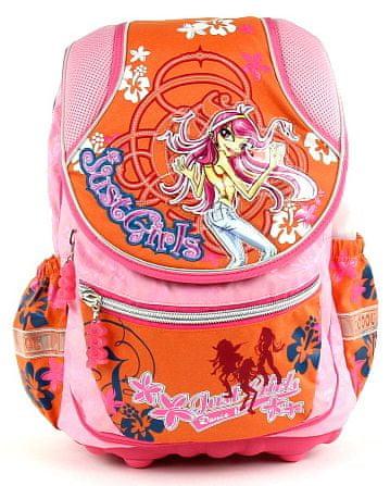 Cool Školní batoh 2v1 Just Girls