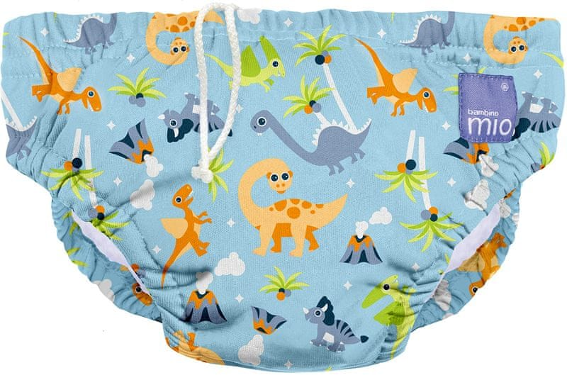 Bambinomio Koupací kalhotky - Dino, velikost M