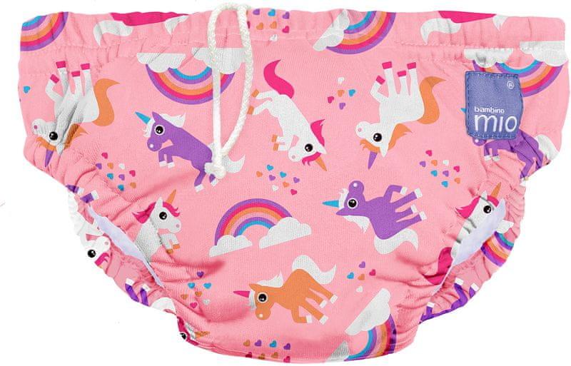 Bambinomio Koupací kalhotky - Unicorn, velikost L