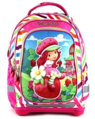 a442ed87eb7 Cool Školní batoh Strawberry Shortcake