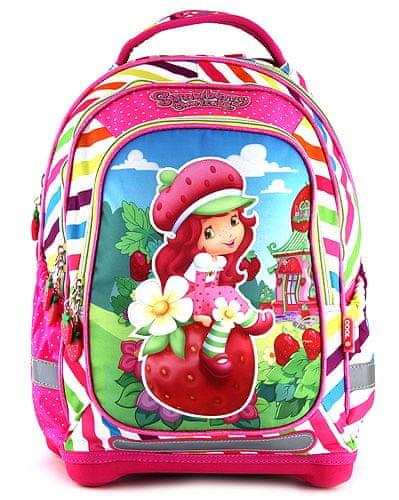 Cool Školní batoh Strawberry Shortcake