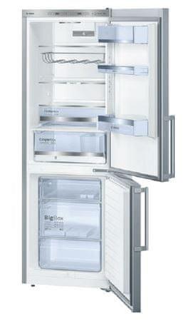 Bosch chłodziarko-zamrażarka KGE36AL42