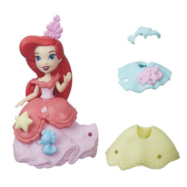 Disney Mini panenka s doplňky Ariel