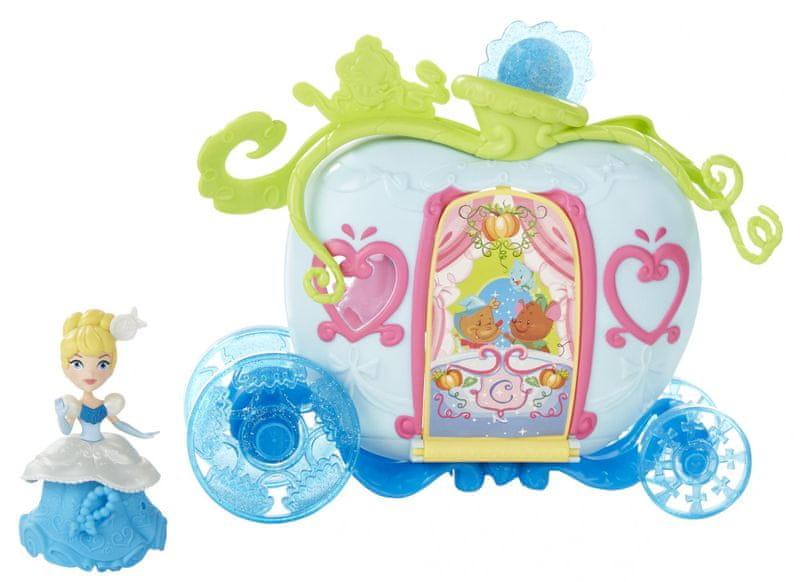 Disney Mini hrací set s panenkou - Popelka