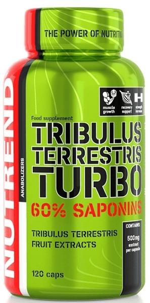 Nutrend Tribulus Terrestris Turbo 120 cps