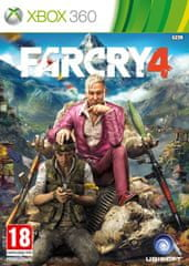 Ubisoft Far Cry 4, XBOX 360